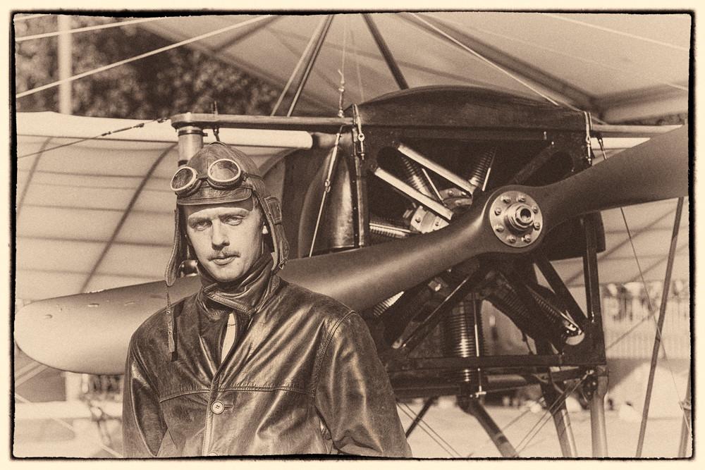 Vintage Pilot | by Elyes Vintage Pilot | by Elyes
