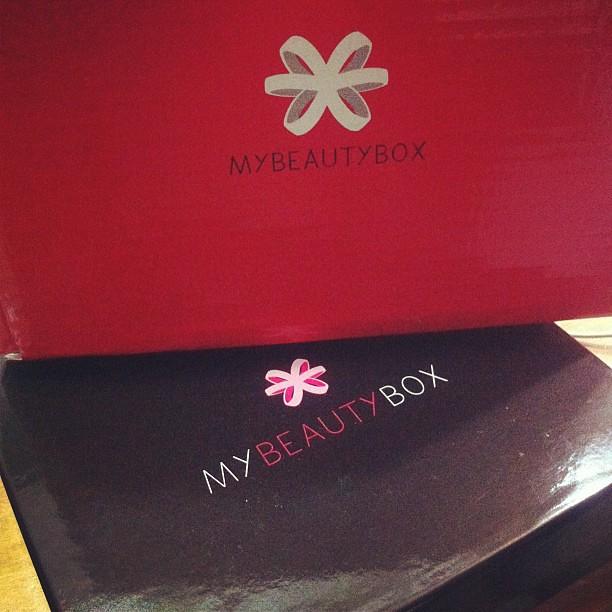 Buon pomeriggio #mybeautybox #bellezza #beauty #make-up