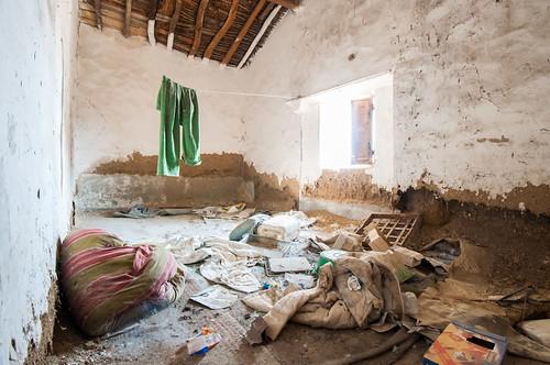 El pueblo abandonado de Otero de Sariegos