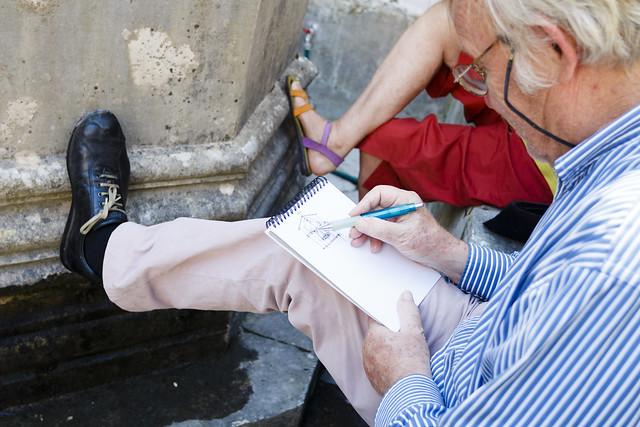 "The draftsman - Dubrovnik ""12"