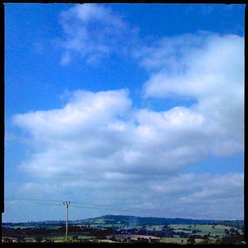 Summer Skies 2012 - Day 46: Gittisham