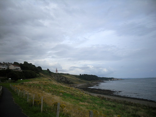 panorama from Dysart