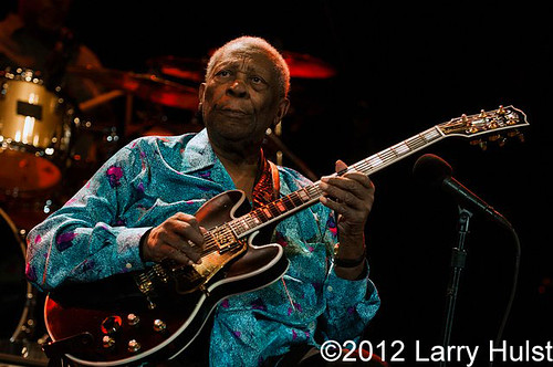 B.B. King - 08-30-12 - Red Rocks Amphitheatre, Morrison, CO