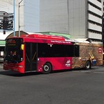 Brisbane Transport Downtown Loop 1521