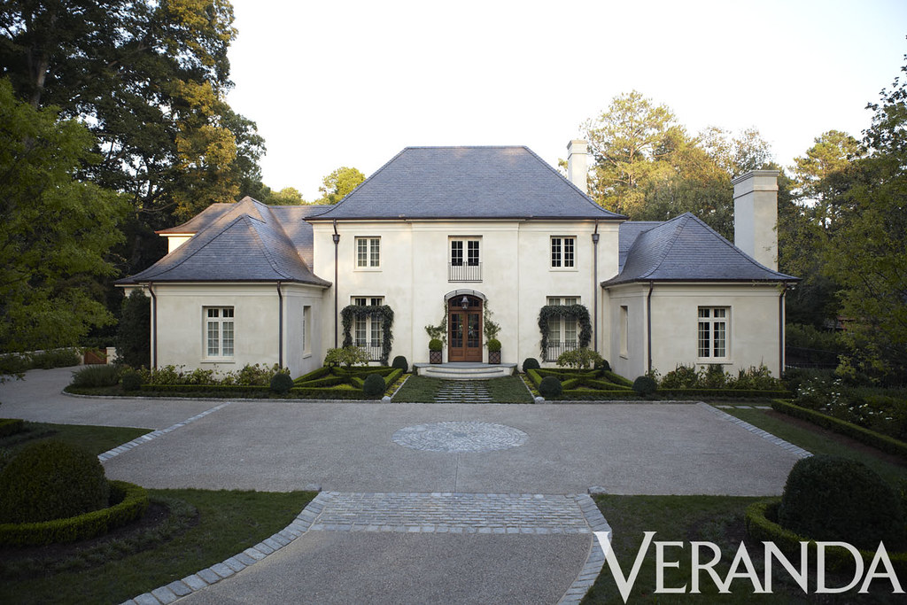 Things that inspire september 2012 for French style homes exterior