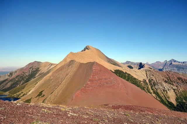 DSC01831 Mount Alderson, Alberta