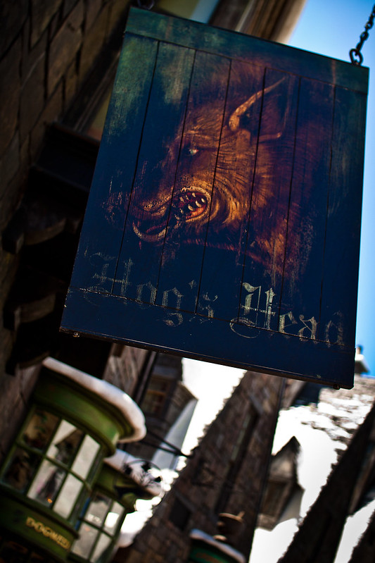 Hogsmeade's Hog's Head