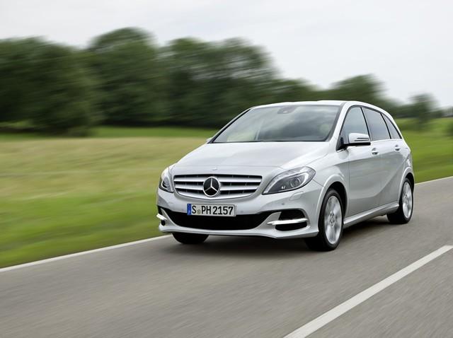 Mercedes-Benz Clase B Drive