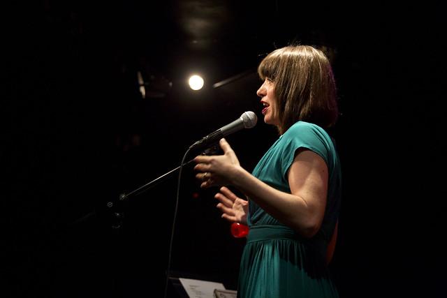 Storyteller Ophira Eisenberg