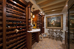 tourist attraction(0.0), winery(0.0), wine cellar(1.0), wood(1.0), room(1.0), interior design(1.0),
