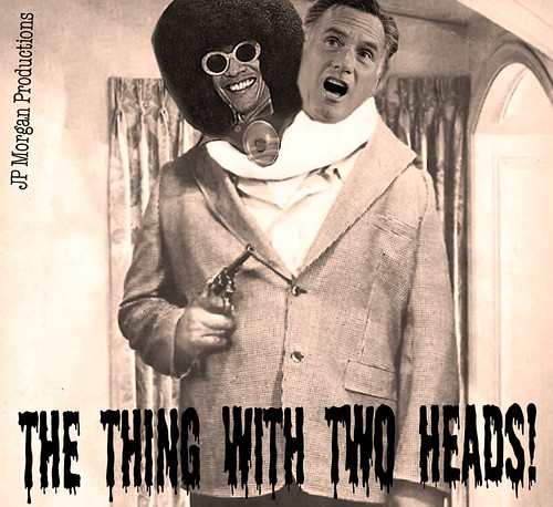 THE THING WITH TWO HEADS by Colonel Flick