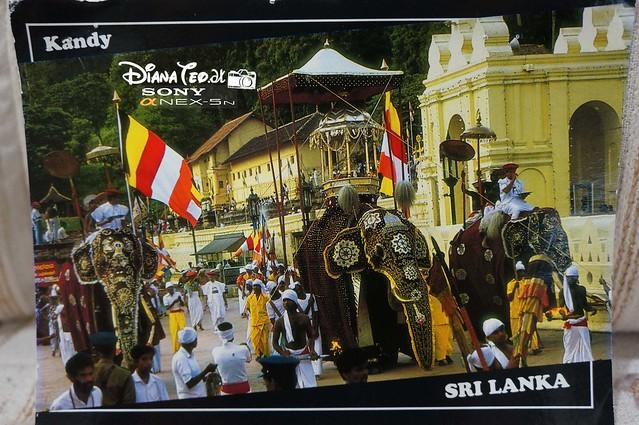 Postcard 12 - Sri Lanka