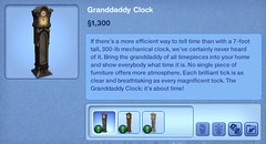 Granddaddy Clock