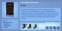 Permalibro Bookcase