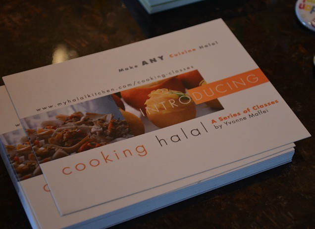 Cooking Halal classes