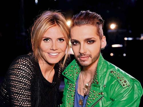 Germany's Next Top Model with Bill Kaulitz (1)