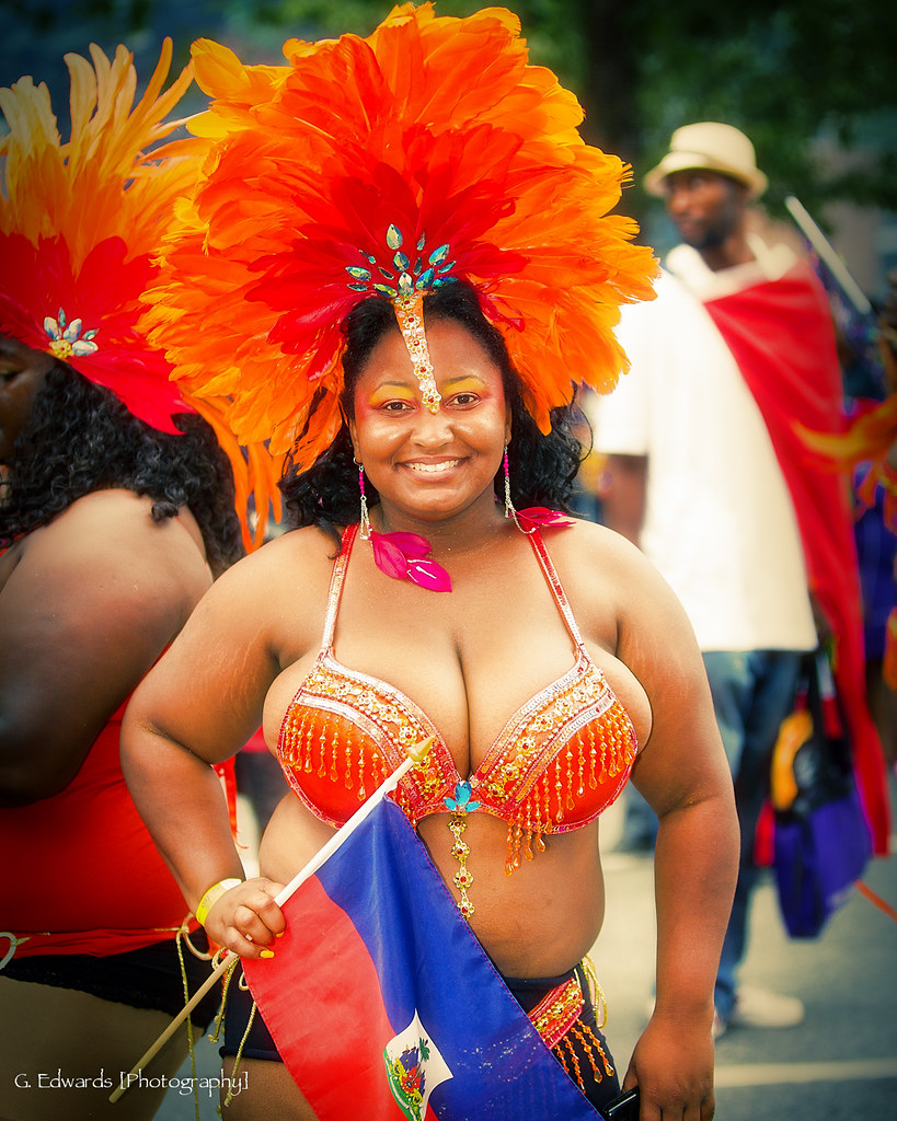 West Indian Day Parade 2012