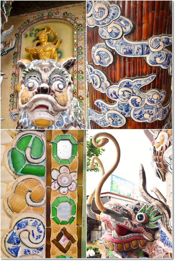 Linh Phuoc Pagoda Dalat