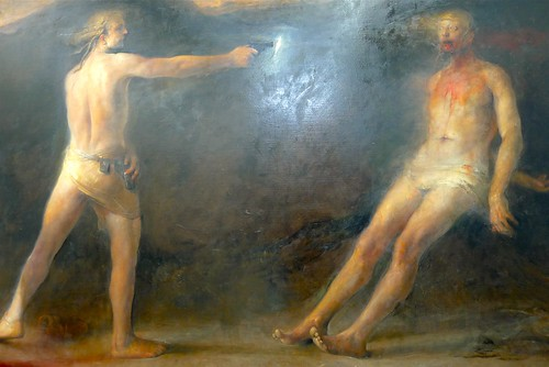 "Odd Nerdrum: ""No Witness"""