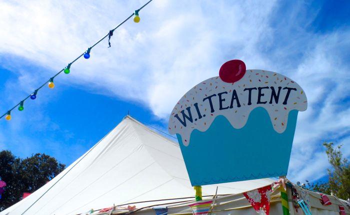 W.I. Tea Tent