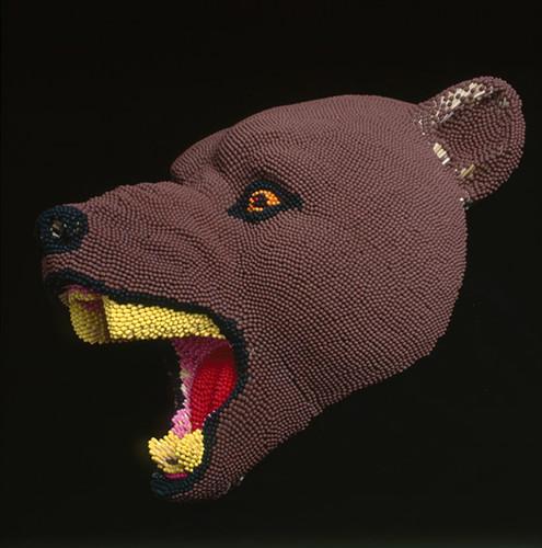 David Mach, Grizzly Bear