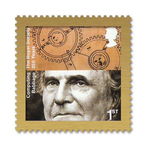 Babbage stamp
