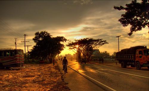 Bangladesh Sunset