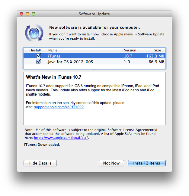 Software Update - iTunes 10 7 | What's New in iTunes 10 7 iT… | Flickr