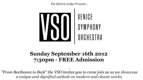 New Venice Symphony Orchestra