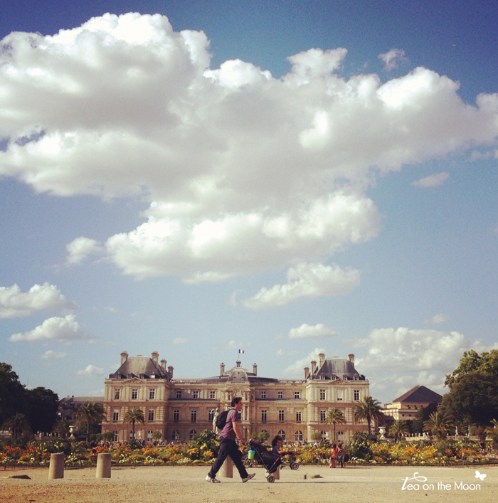 París instragram Jardines luxemburgo