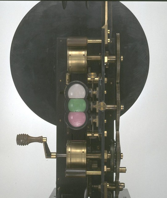 Lee and Turner Colour Projector, 1902.