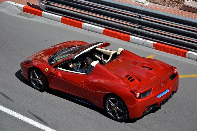 Ferrari 458 Spider (F142)