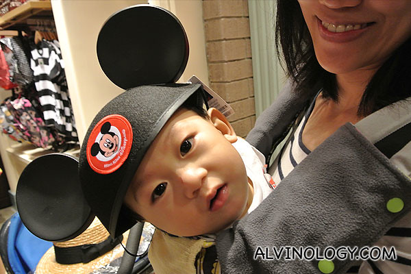 Asher Mouse