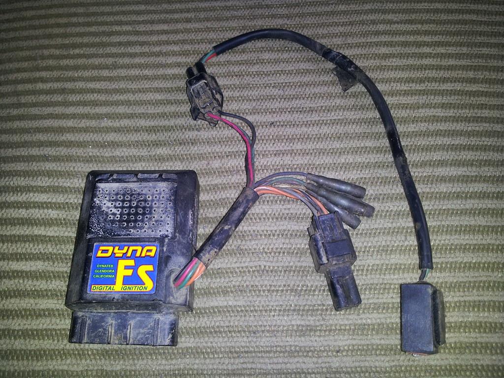 2003-2004 Dynatek Programmable CDI - Suzuki Z400 Forum