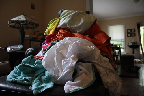 Laundry Mountain