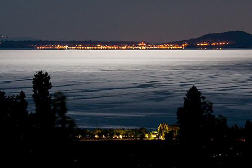 Lago di Bolsena by Night