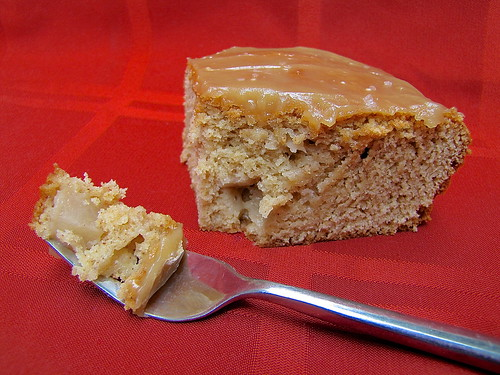 Brown Butter Apple Cake 1