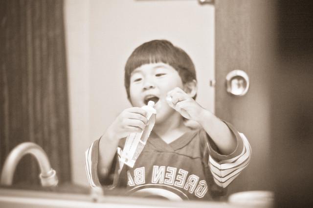 brush those teeth 1
