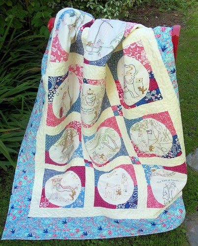 Diamond Jubilee Quilt