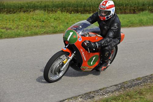 classic motorcycle Oldtimer Grand Prix 2012 Schwanenstadt Austria Copyright B. Egger :: eu-moto images 0212