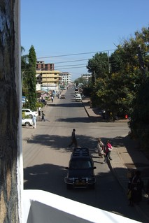 Street Scene, Mwanza, Tanzania