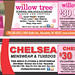 Willow Tree and Chelsea Menswear