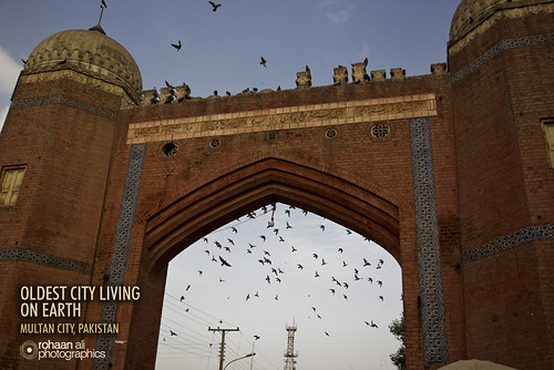 Oldest Living City, Multan