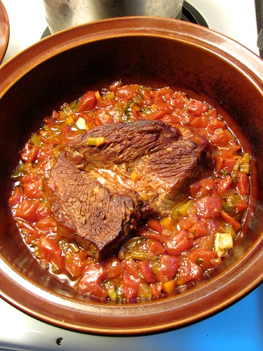 Pot Roast Tagliatelle