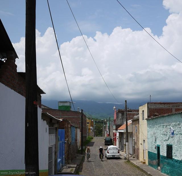 storm clouds, Ixtlán del Rio, Nayarit