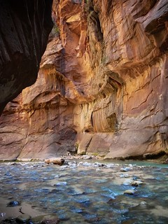 Rock Walls of the Narrows