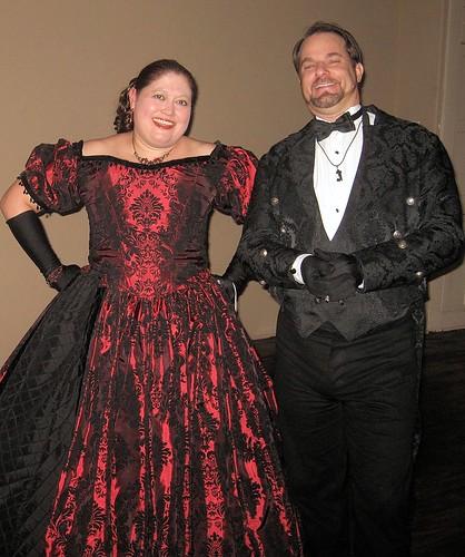 Waxahachie Victorian Ball 2011