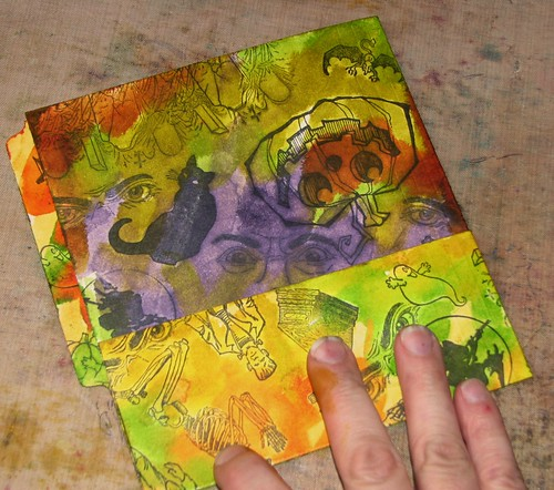 Halloween Altered File Folder 009