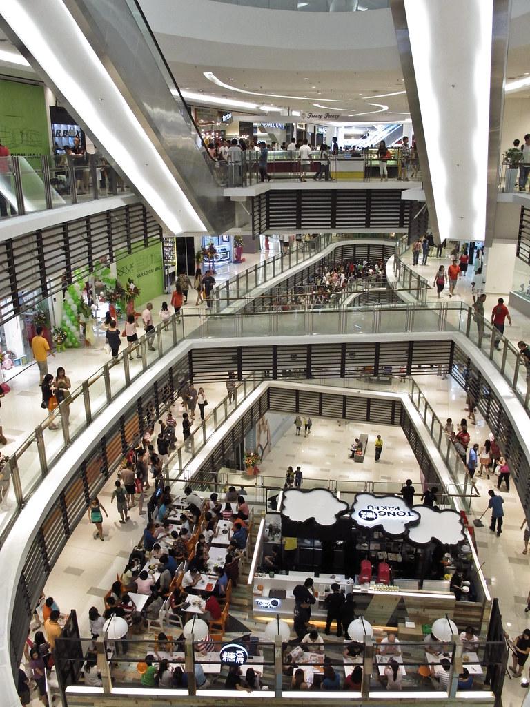 Paradigm Mall ...