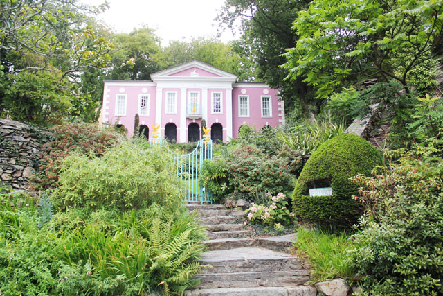 Portmeirion Village Wales